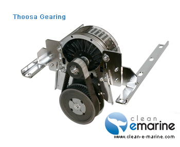 Thoosa electric propulsion system